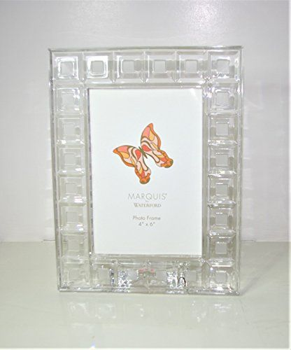 Waterford Crystal Photo Frame 8 x 7 Waterford https://www.amazon.com ...