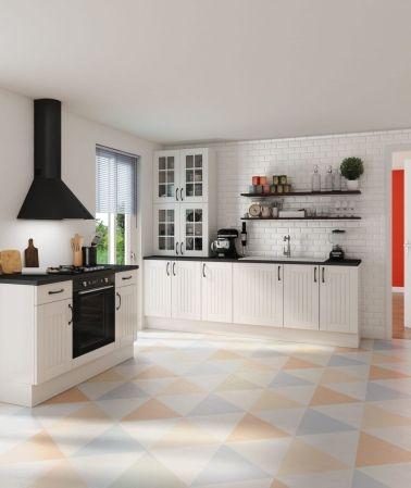 La cuisine blanche confirme son style de d co tendance cuisine blanche white kitchen - Cuisine blanche laque ...