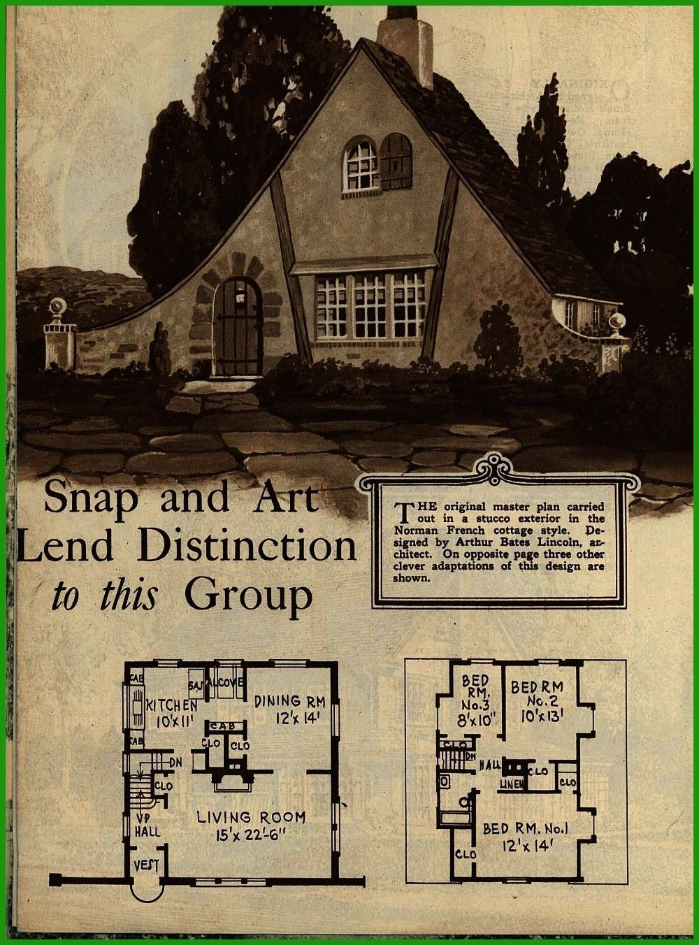 of artistic homes shown in rotogravure illustrating the work of many of the most prominent small house architects in America Building Age and National Builder Free Downlo...