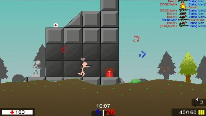 stickman multiplayer games