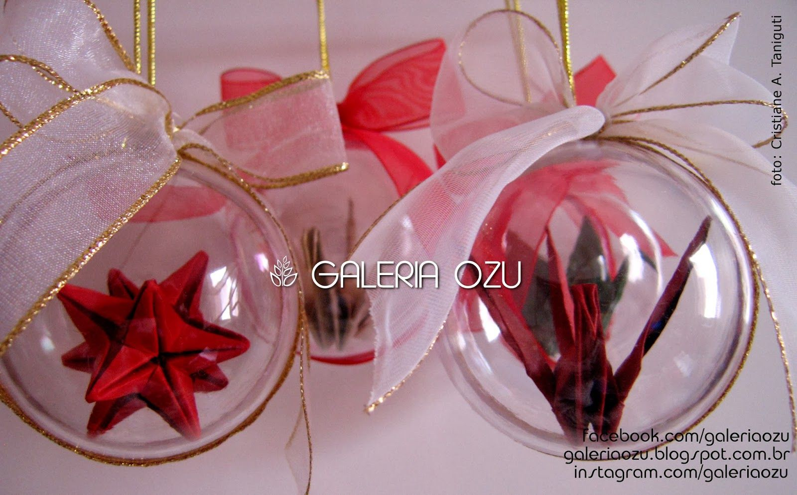 8 best Galeria Ozu 13 - Christmas Origamis images on Pinterest