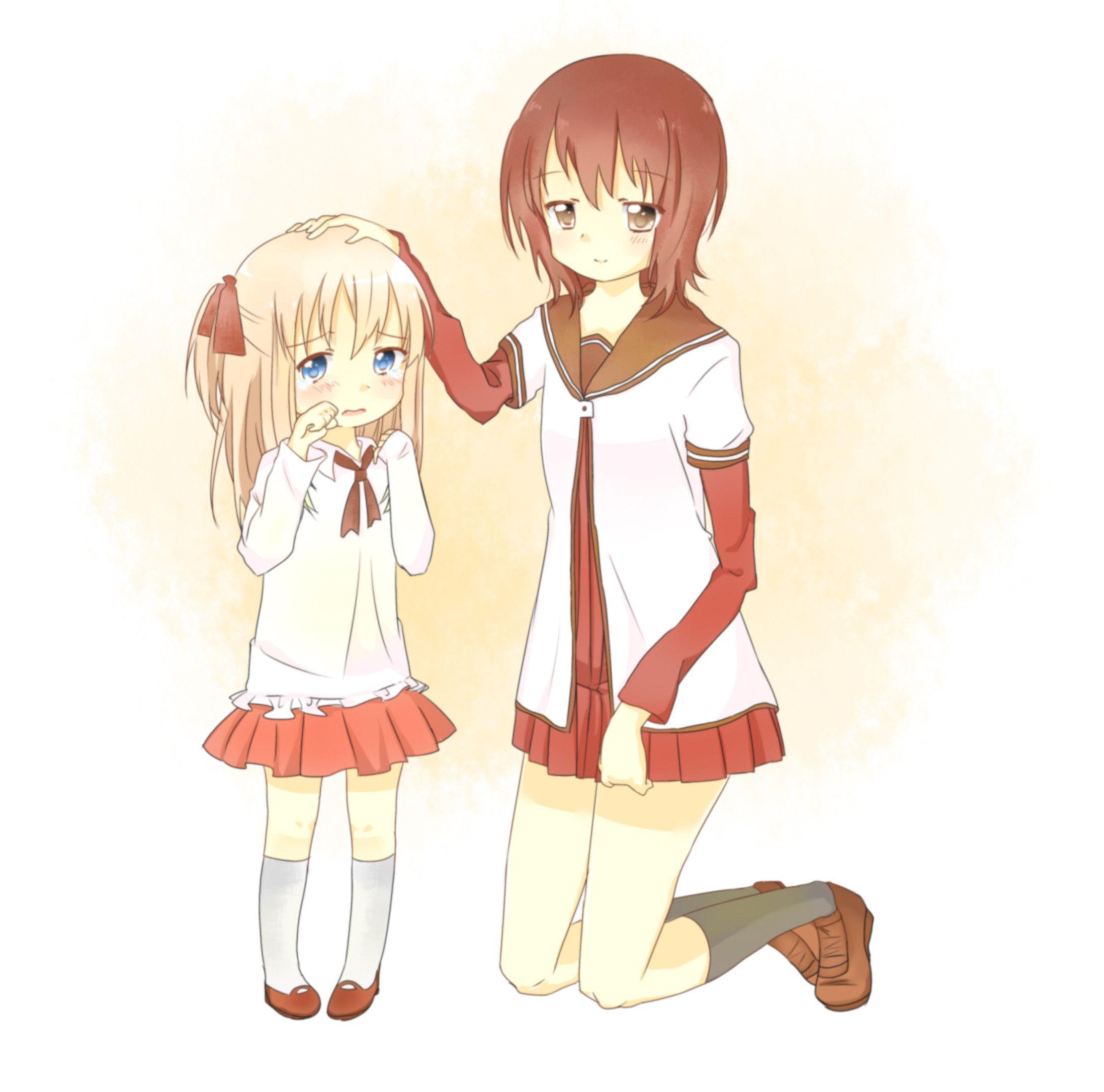 Young yuri hentai