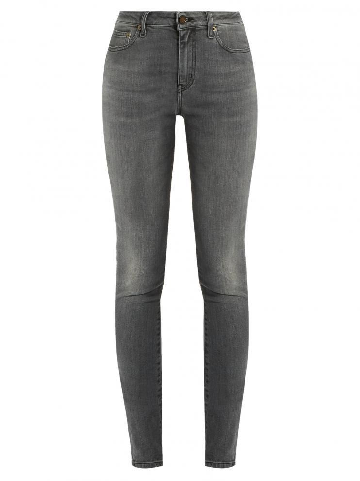Mid-rise Skinny Jeans Saint Laurent  Source: http://www.closetonthego.com/e-shop-product/205482/mid-rise-skinny-jeans/ © Closet On The Go