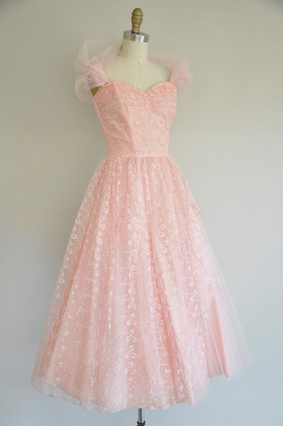 1950s prom dress wow i am amazed with this dress | Mommy Loves Pink ...