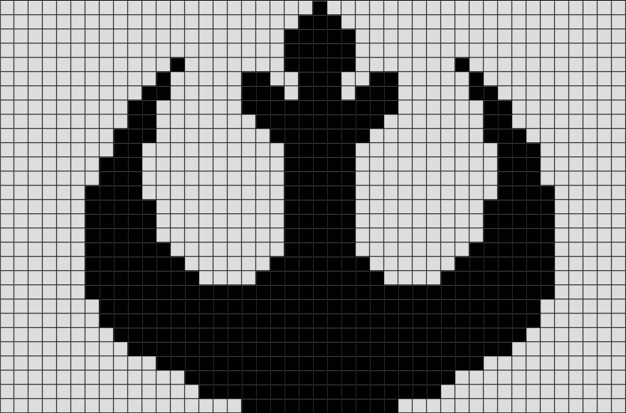 Résultat De Recherche Dimages Pour Pixel Art De Star Wars