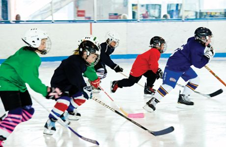 Year-round Youth Hockey Programs - Sky Rink at Chelsea Piers - New York, NY - 10011