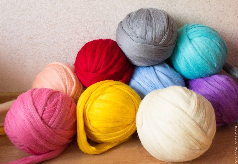 Merino wool 16 micron. Superfine merino wool. Chunky wool. Merino wool by CoolThingsStudio on Etsy
