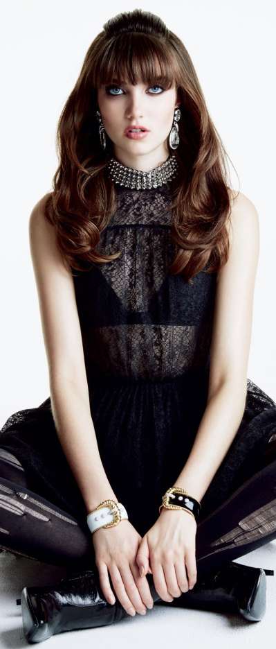 Vogue Japan October 2015