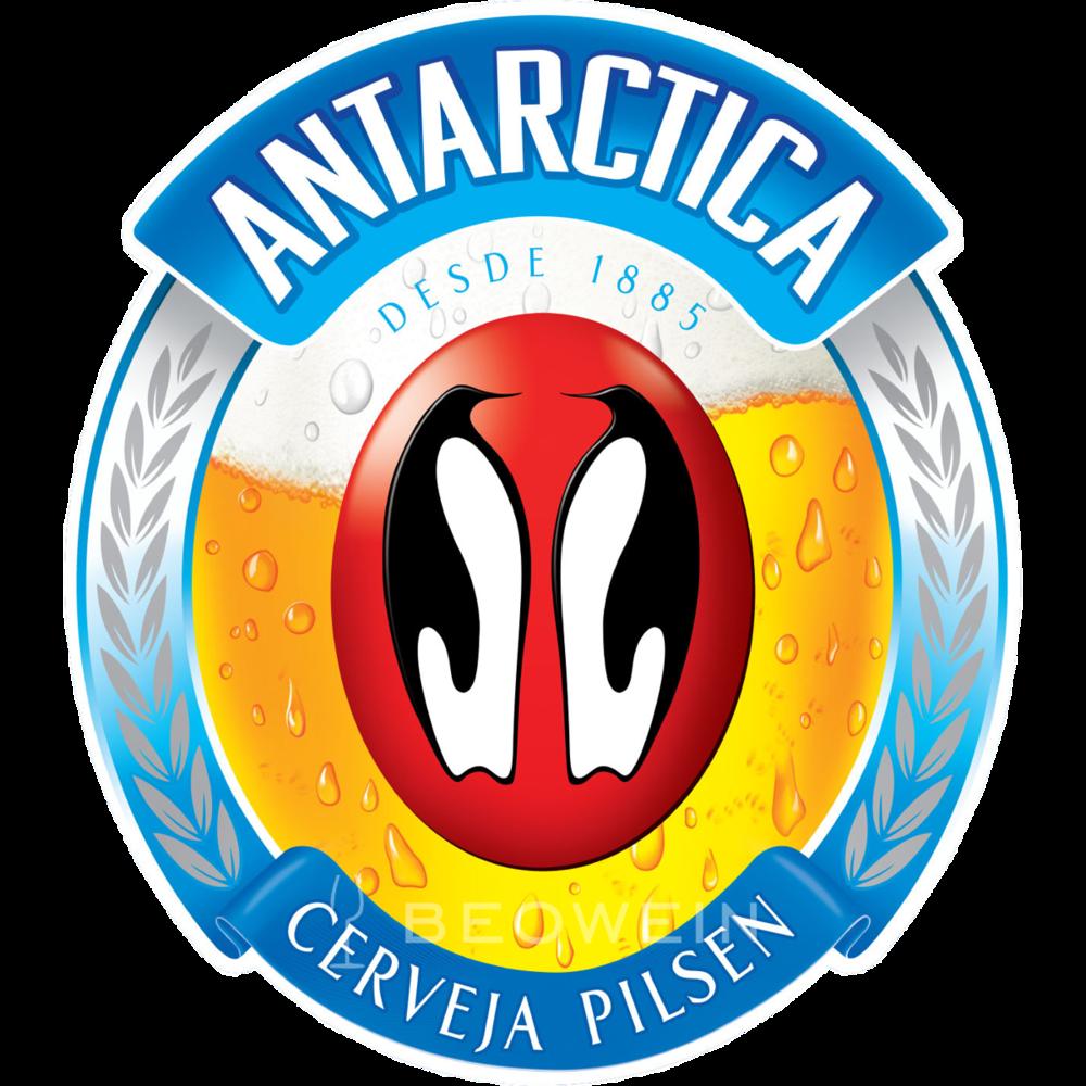Antarctica Cerveja Pilsen 0,355 l beer from Brazil
