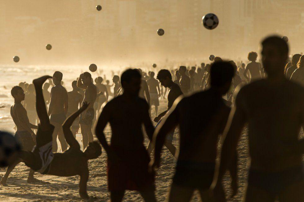 La 'bossa nova' del fútbol | Fotogalería | Deportes | EL PAÍS