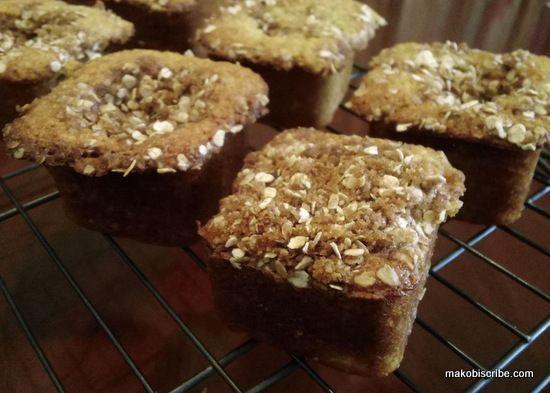 Mandarin Orange Oatmeal Muffins Recipe Mandarin Baking Yum 3 Food Recipes Baking Recipes Food