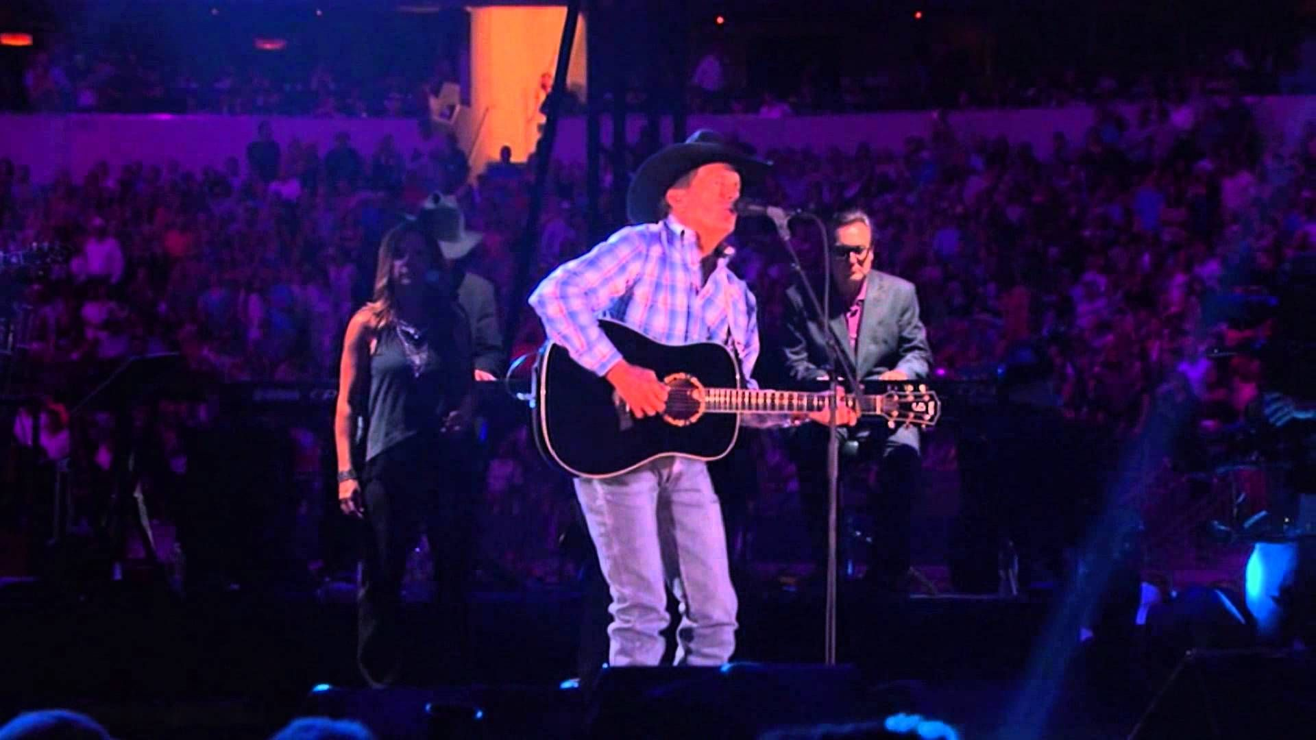 """Strait """"The Cowboy Rides Away Live from AT&T"""" The"""