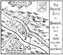 "Bangor haes been cried ""The Athens o Wales"". Description from sco.wikipedia.org. I searched for this on bing.com/images"