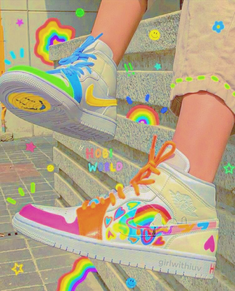 kid core★彡 in 2020 | Aesthetic shoes, Indie outfits ...