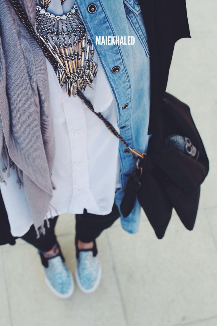 Hijab Style Fashion Swag 2017