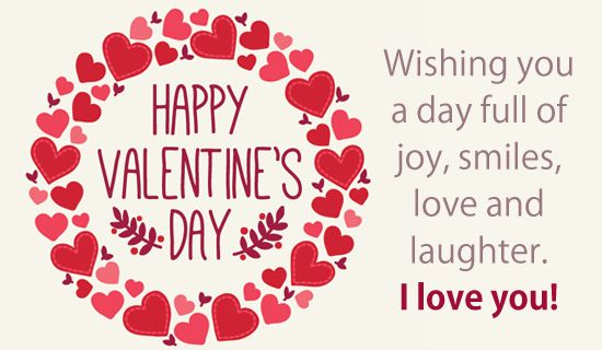 Free Happy Valentines Day Ecard Email Free Personalized
