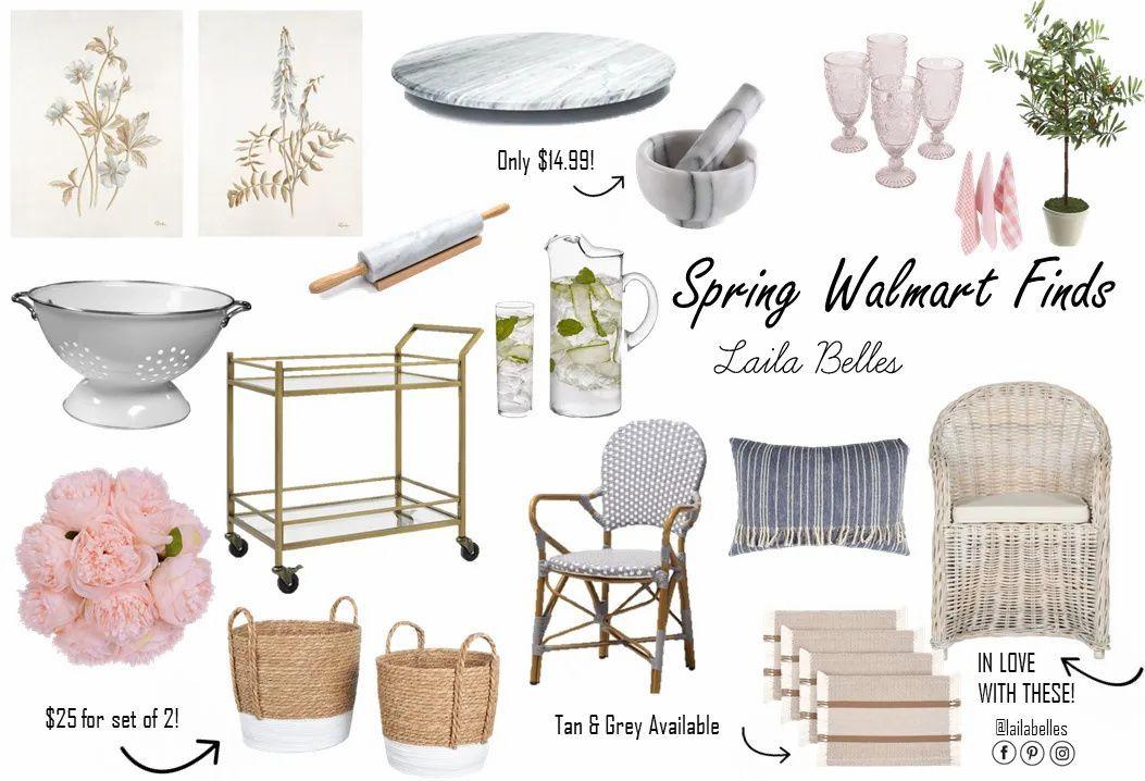 Incroyable  Mot-Clé Spring Walmart Finds   Laila Belles