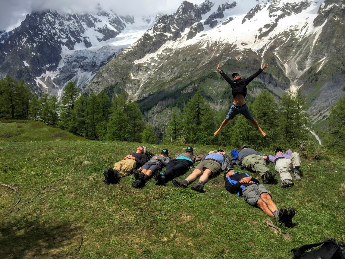 10 Reasons to Strongly Consider Hiking the Tour du Mont