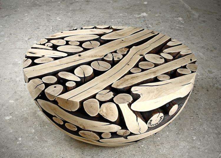 21 Creative Cool Coffee Tables That You Must See