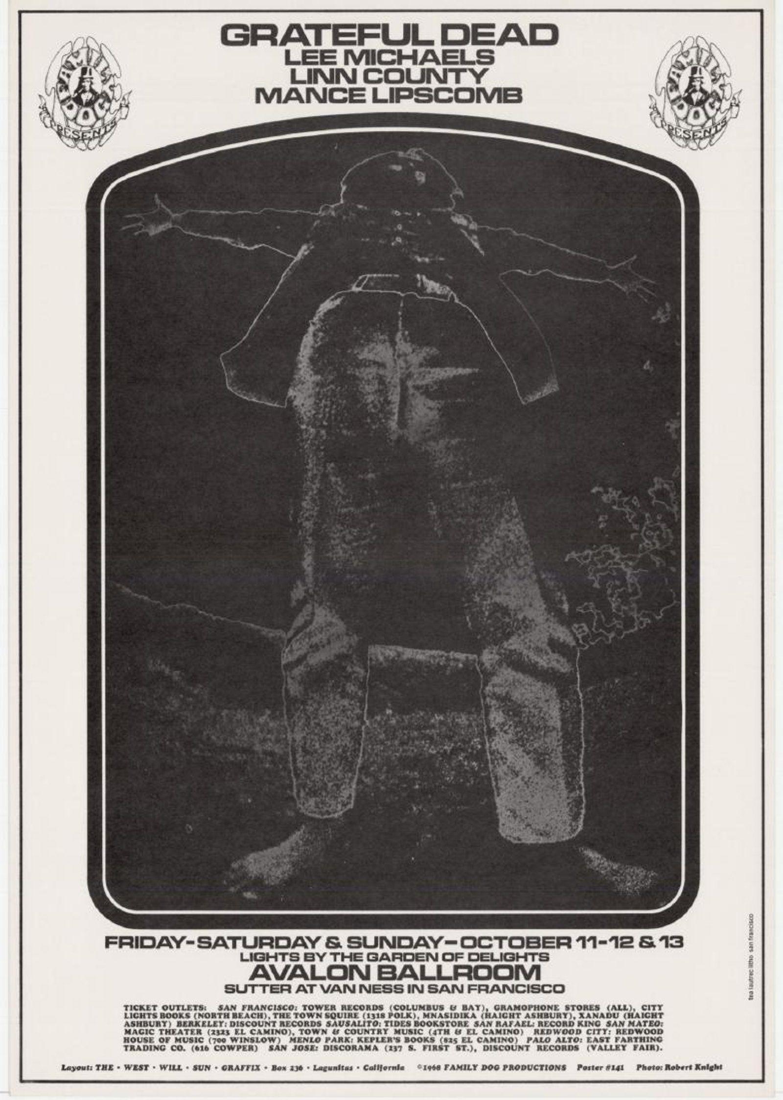 ปักพินในบอร์ด Grateful Dead