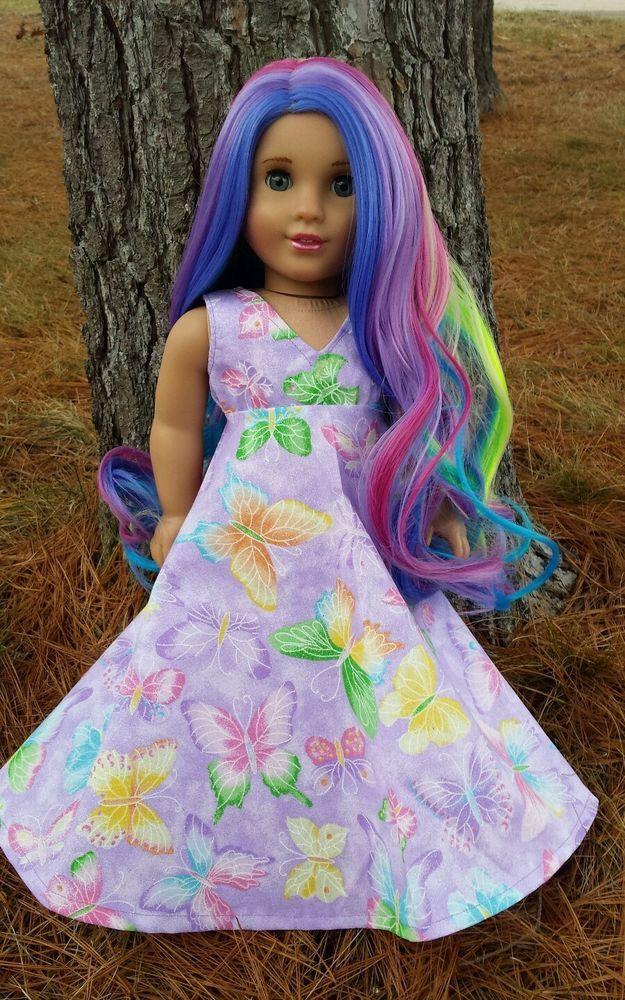 ~Ooak Custom American Girl Doll Nova~ #AmericanGirl #DollswithClothingAccessories