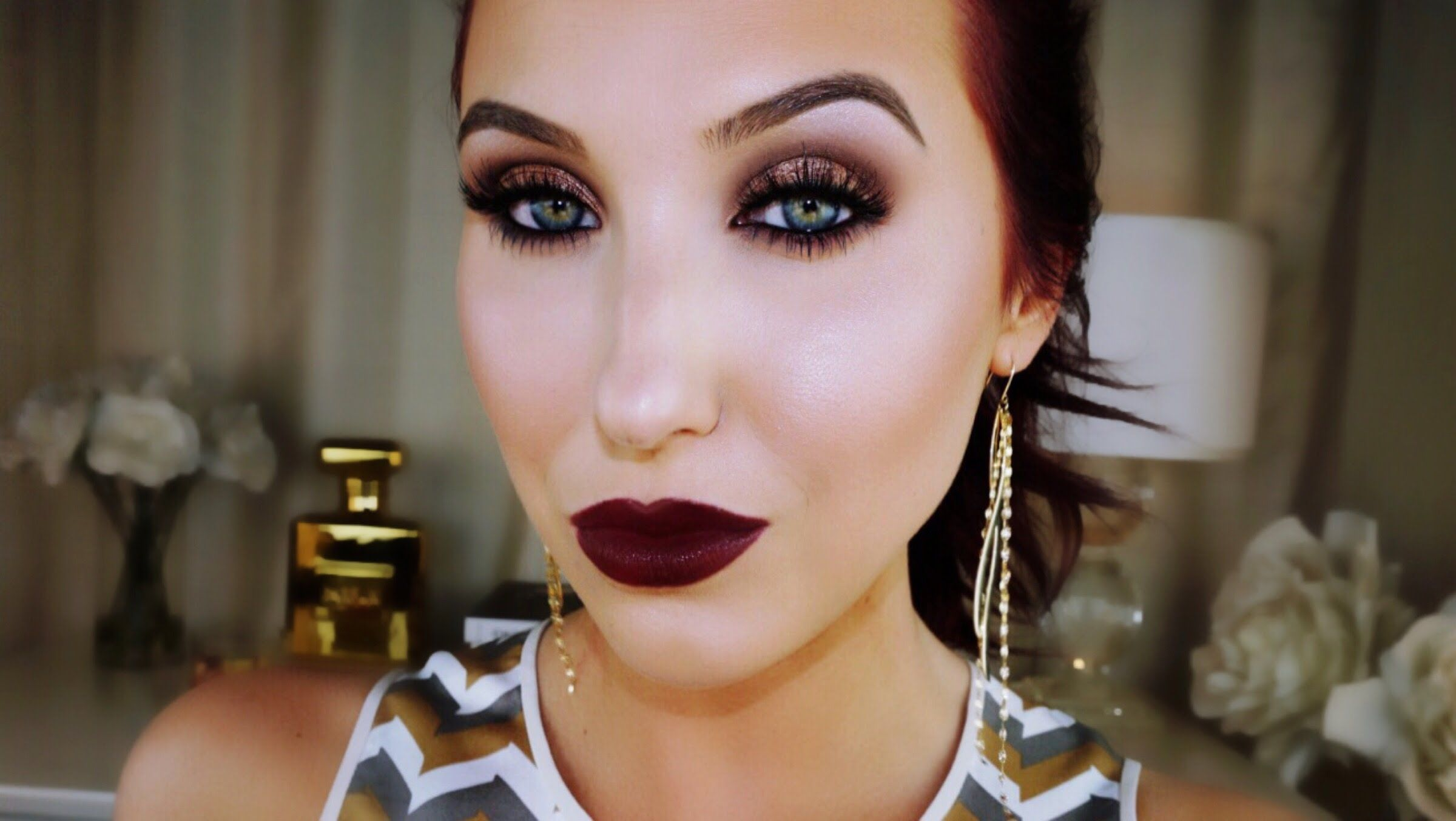 new makeup tutorial on affordable makeup for this fall i hope you like this fall makeup look i m always on the lookout for affordable and good quality