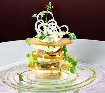 Restaurant Stucki Basel Spitzenkochin Tanja Grandits Home Home Oblectatio Gourmet Recipes Food Food And Drink