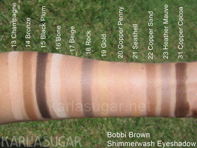 Shimmer Wash Eye Shadow by Bobbi Brown Cosmetics #6