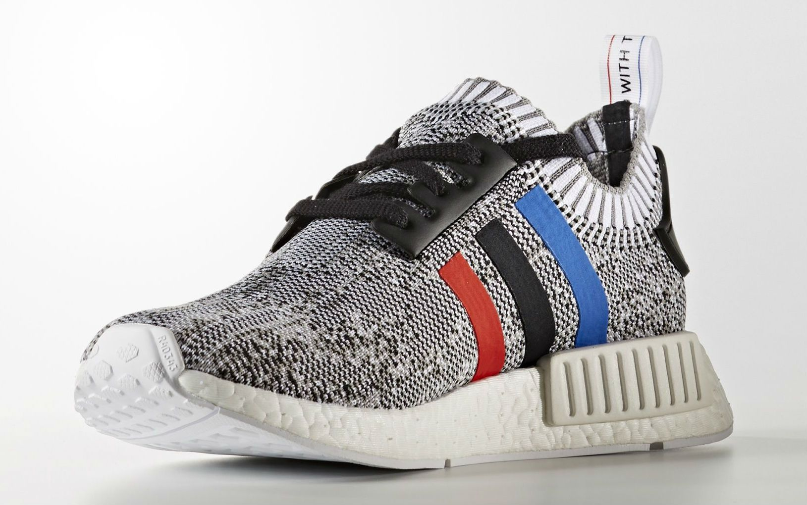 Red White Blue Stripes On These Upcoming Adidas Nmds Complex