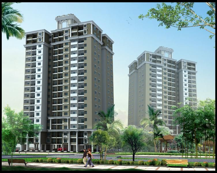 Globus NAKSHATRA Is For Those Who Are Looking For Apartments That Combine  Elegance With Functionality, Superior Design With Quality Construction, Au2026