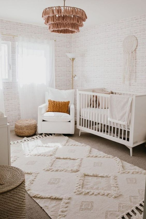Photo of 21 SWEET AND SIMPLE NURSERY IDEAS