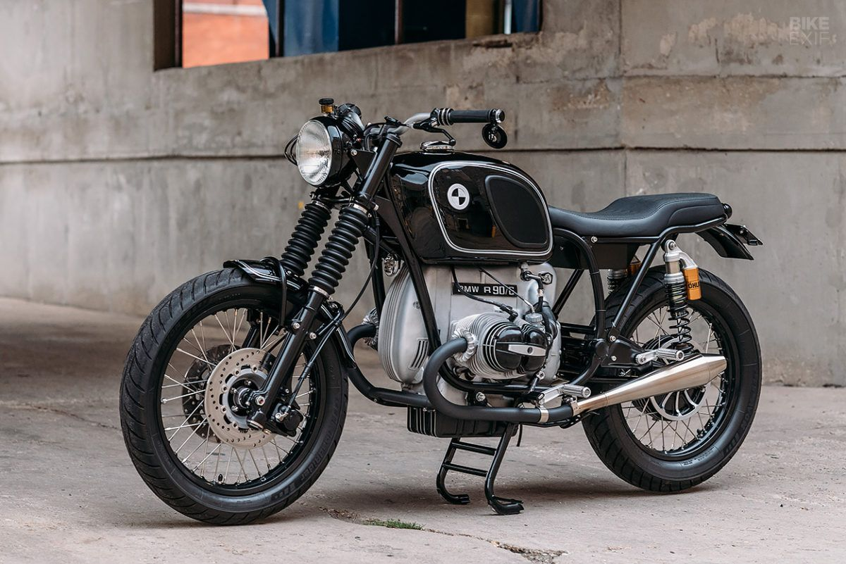 A 21st Century Update For The Classic Bmw R90 6 Bmw Bmw Cafe