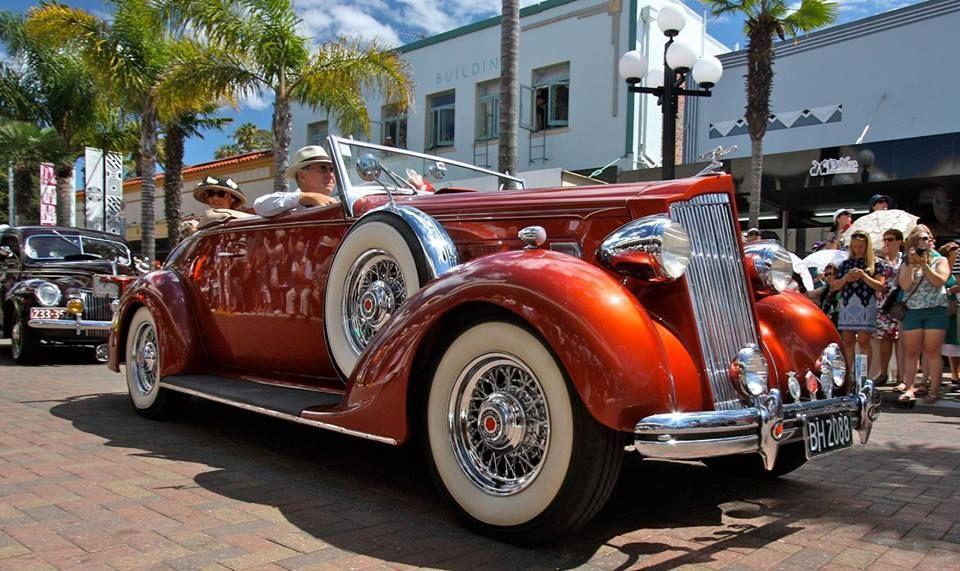 1936 Packard 120b Roadster Vintage Cars Custom Cars Cars