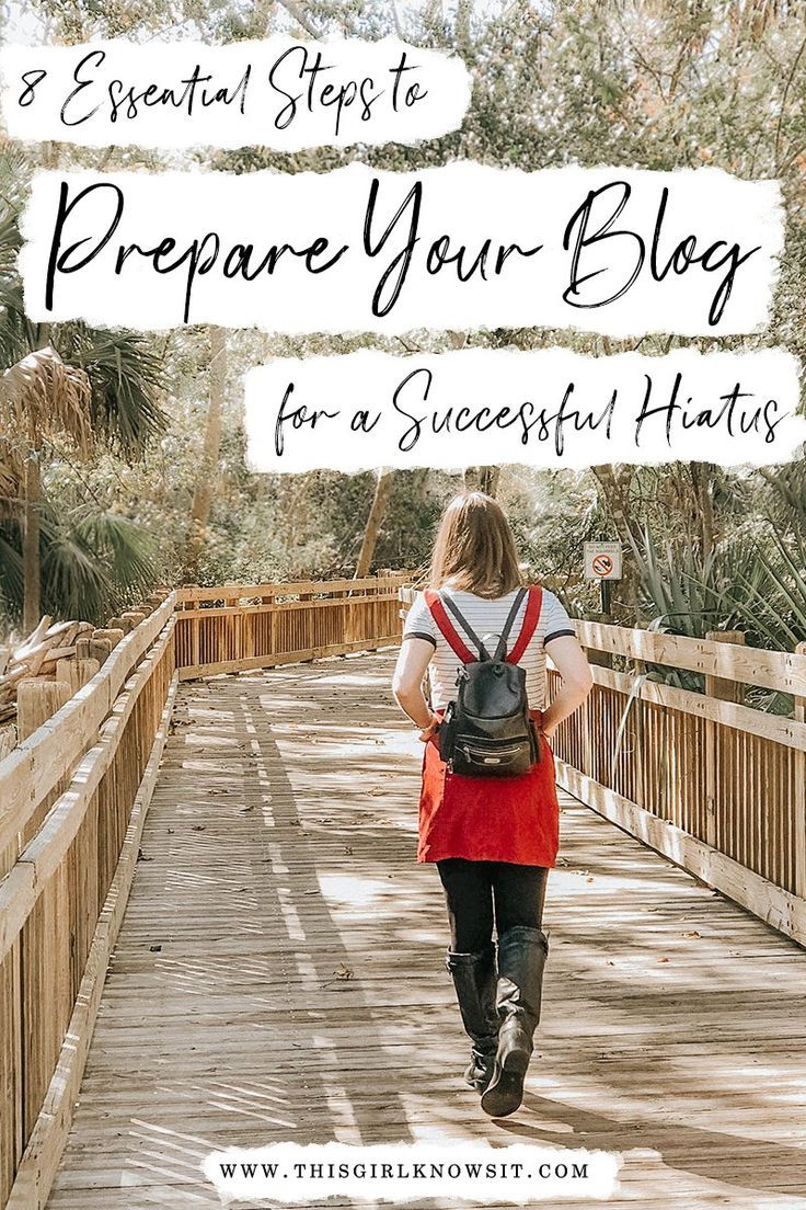 8 Essential Steps to Prepare Your Blog for a Successful