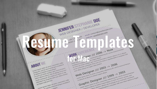In this guide, i list 20 top resources about apple pages resume templates free. Resume Templates Apple Pages 8 Templates Example Templates Example