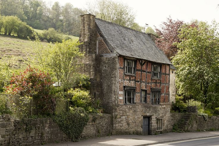 The Old House Lower Lydbrook Gloucestershire England 16th Century Cottage Old Houses Beautiful Buildings