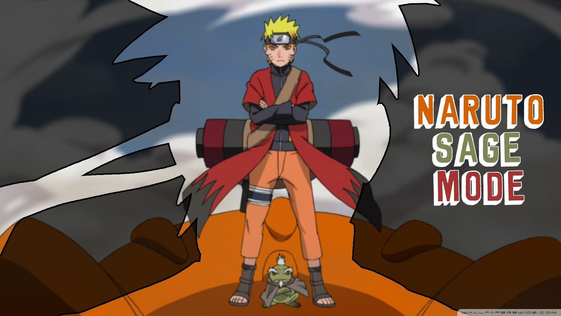 Naruto Uzumaki 4k Wallpaper With Images Naruto Sage