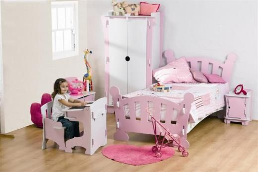 Charming Toddler Bedroom Furniture Sets
