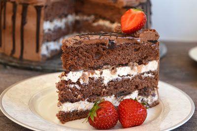 Kinder Bueno Torte Kuchen und torten, Bueno torte, Torten