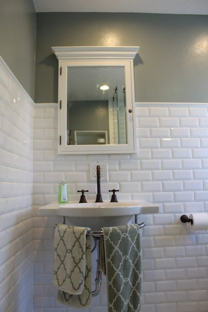 Beveled Subway Tile Shower Google Search New Bath
