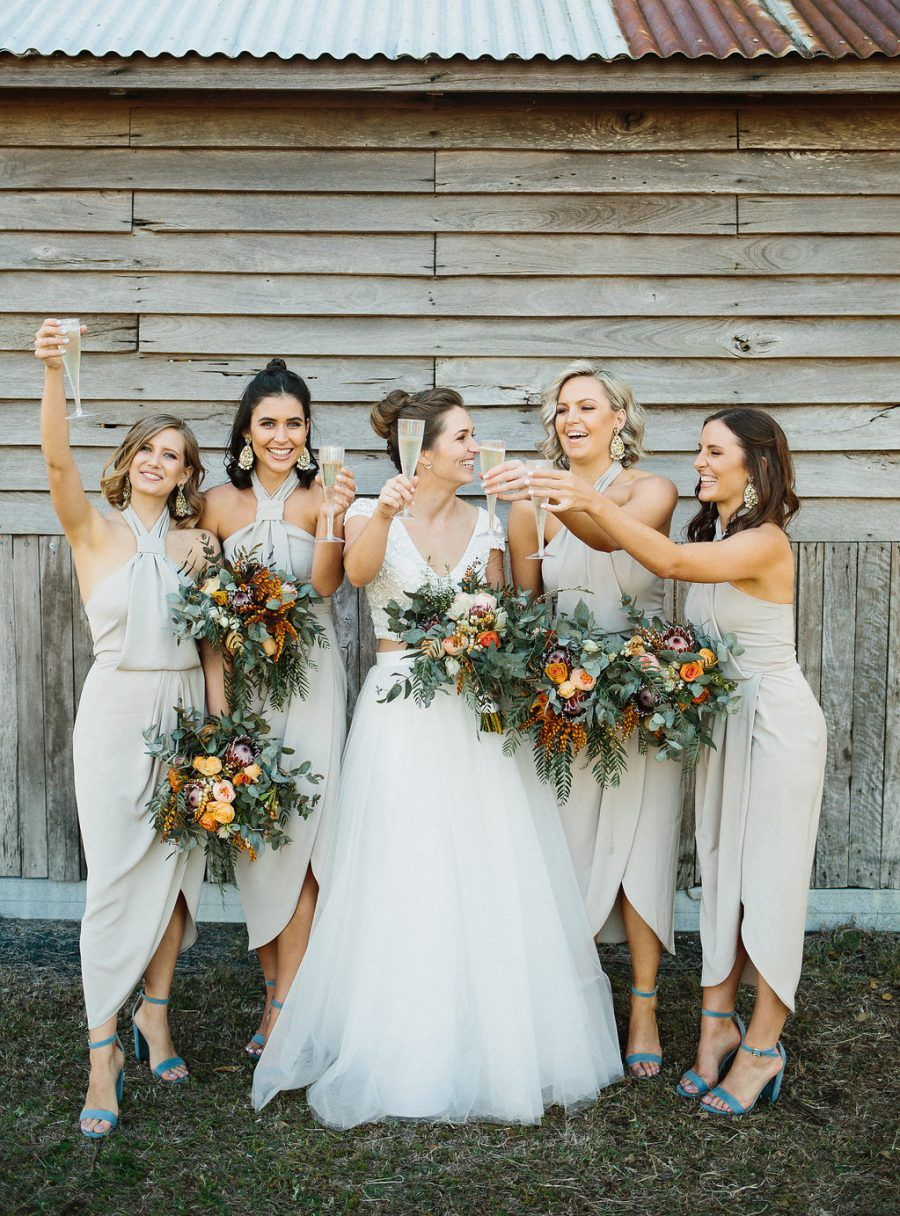Megan & Casey\'s Chilled Barn Wedding | Pinterest