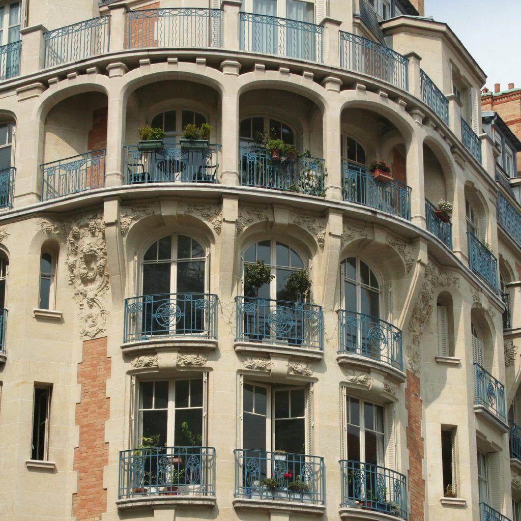 rue violet art nouveau paris xv french architecture pinterest paris france france and
