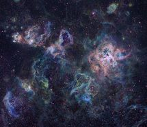 Inspiring picture galaxy, outer space, space, stars.