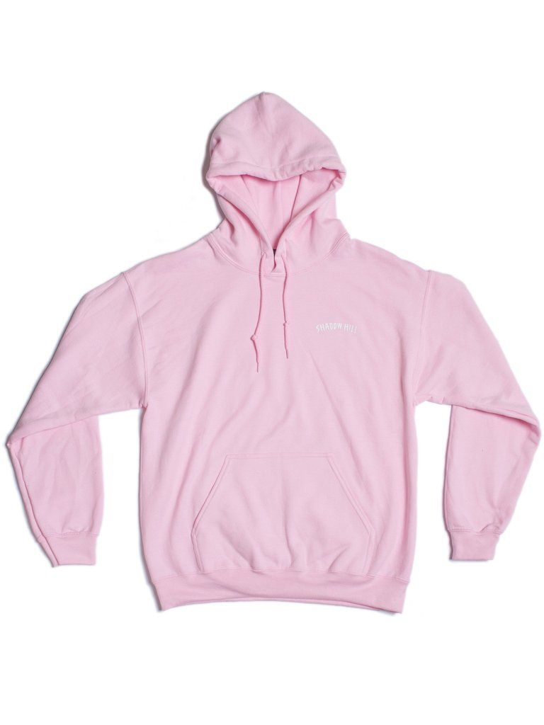 d74b7f76f Pink Rose Oversized Merch Hoodie in 2019