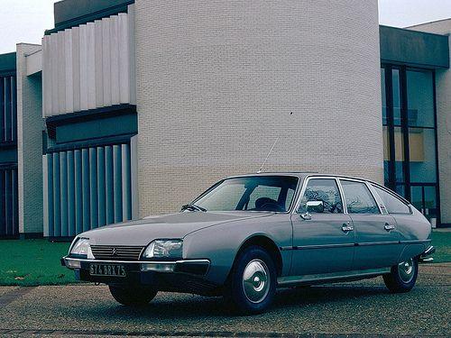 Citroën CX 2200 Pallas
