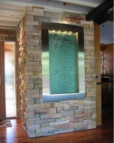 Pretty Interior Water Feature Waterfall Wall Water Walls