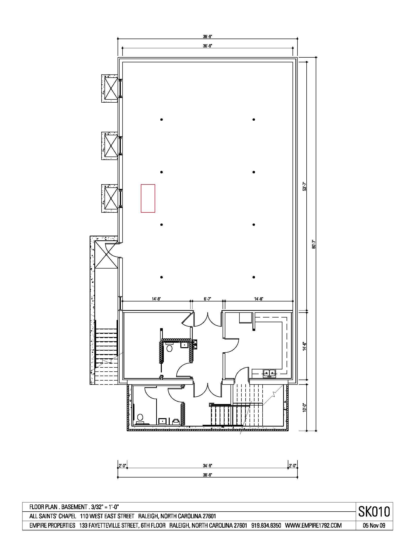 All Saints Chapel downstairs floor plan | Alison's Wedding | Pinterest