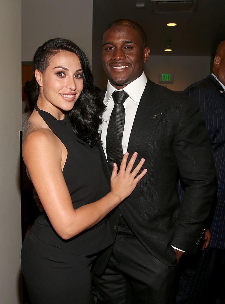 20 Hottest NFL Wives In History | Interracial Couples ...