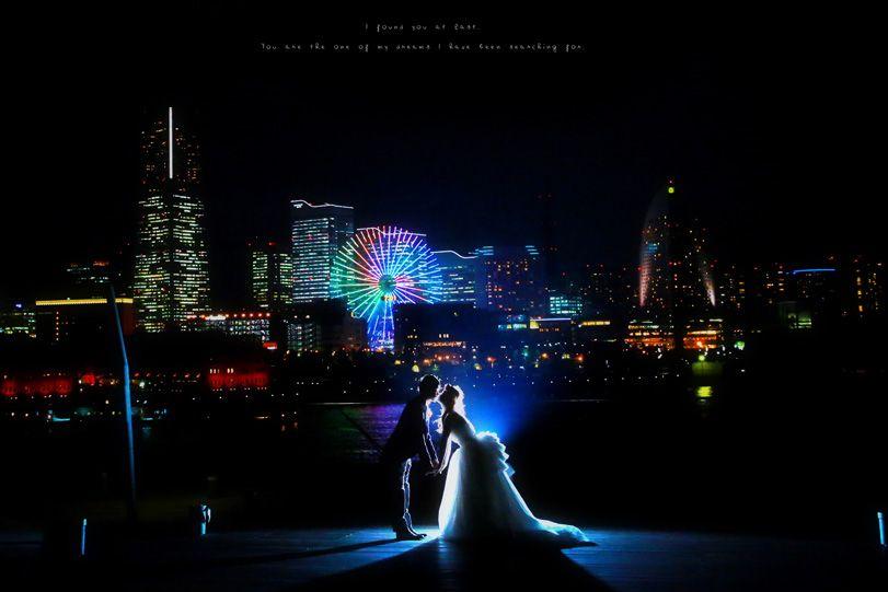 ギャラリー   結婚写真/和装写真(前撮り)/フォトウエディングなら横浜のスタジオAQUA