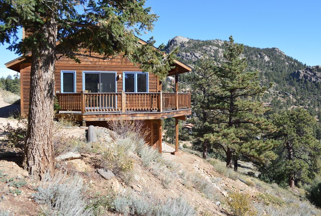 Beautiful Home With Great Views In Estes Park Near Rocky Mountain National Venner Ranch Estates CO USA Vacation House Rental